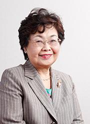 理事長 貞方 洋子